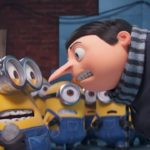 Minions: The Rise of Gru movie